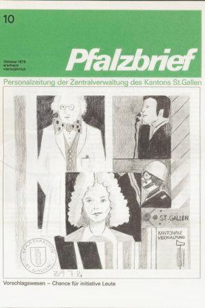 Oktober 1975  Staatsarchiv St.Gallen, ZA 78